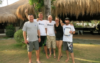 PADI IE June 2015 was successful