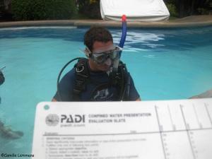PADI Master Instructor