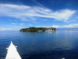 Dive at Pescador island during your PADI Divemaster course