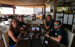 PADI IDC and IDCS courses May 2015